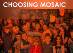 Choosing Mosaic